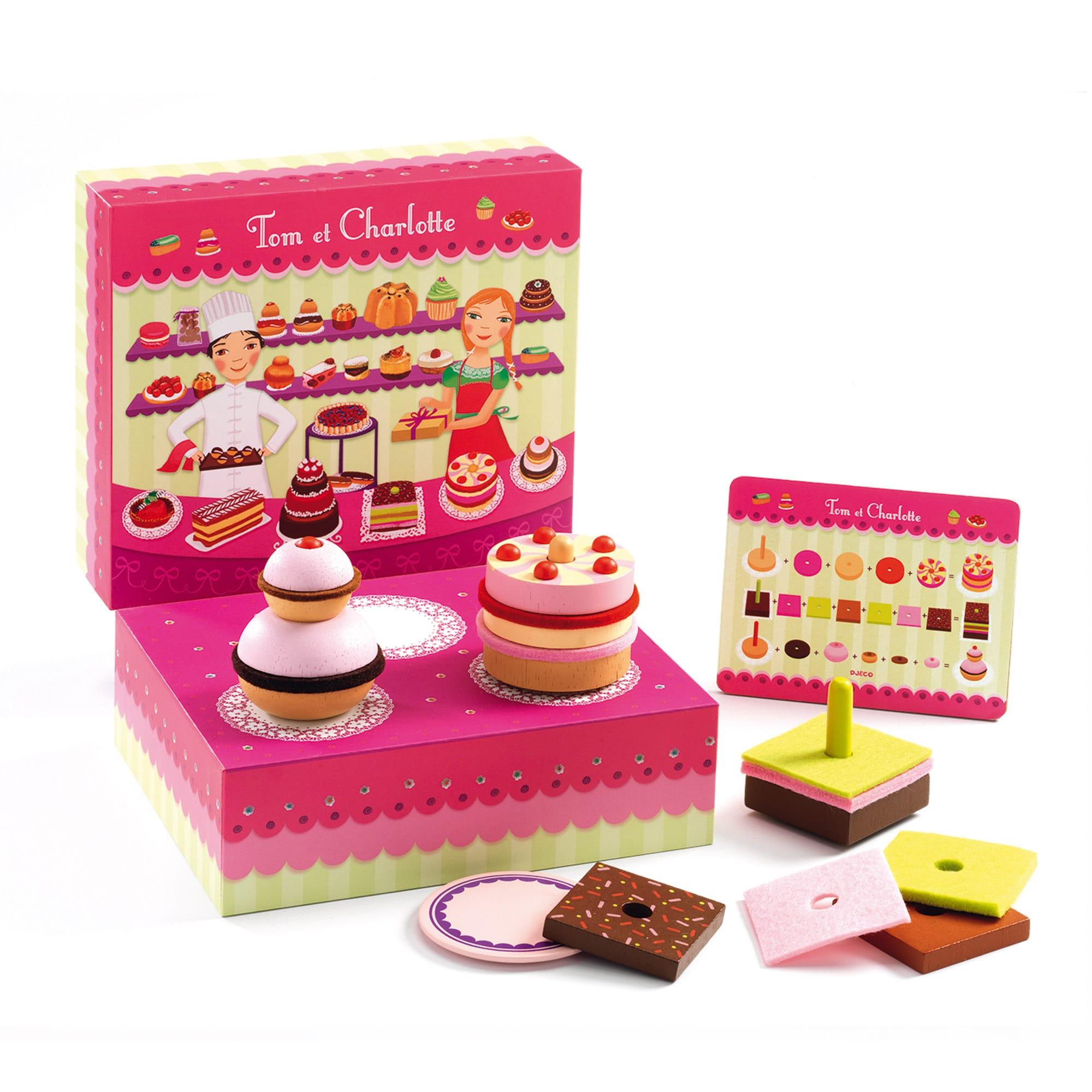 Spiel Kuchen