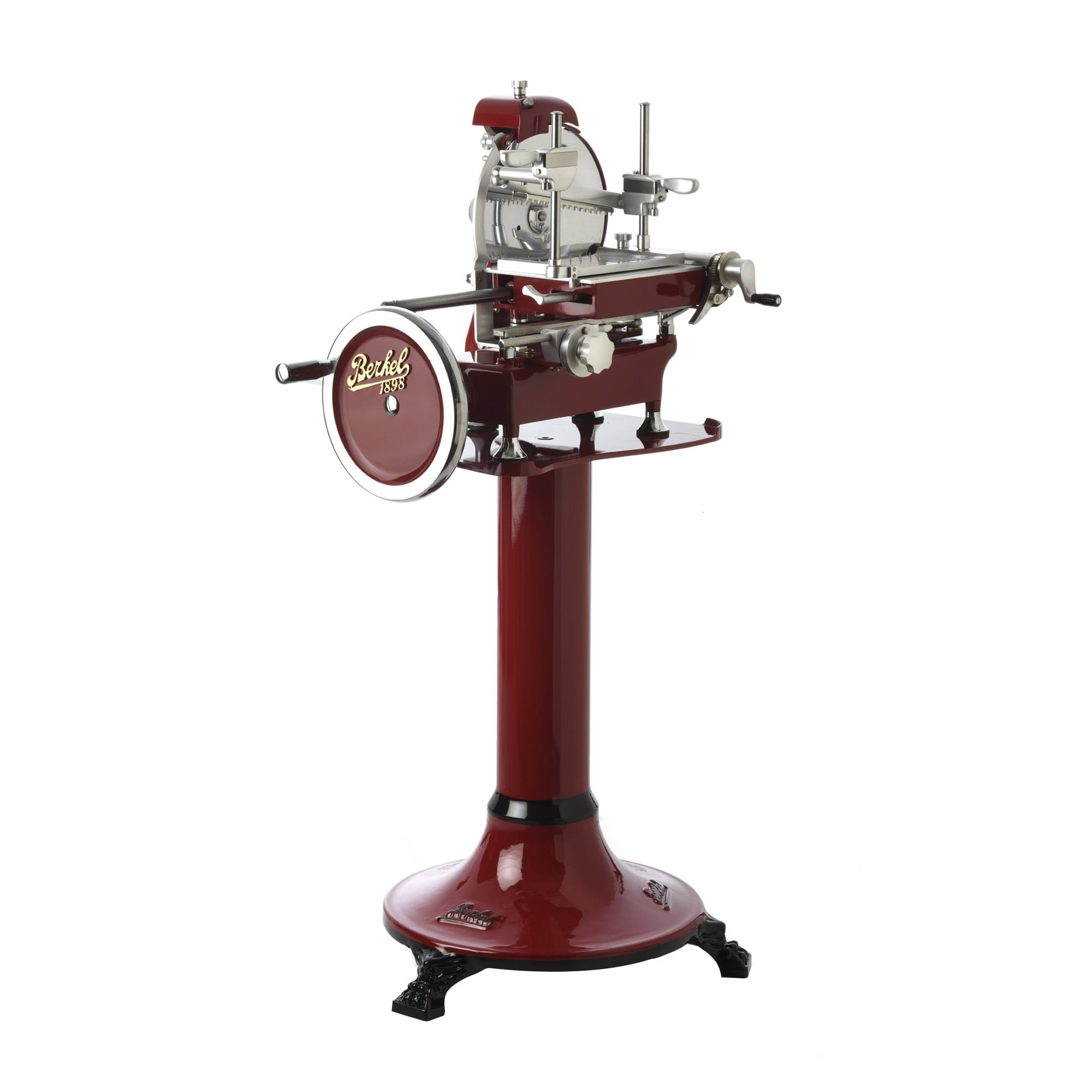 Schneidemaschine Berkel Volano B2 rot