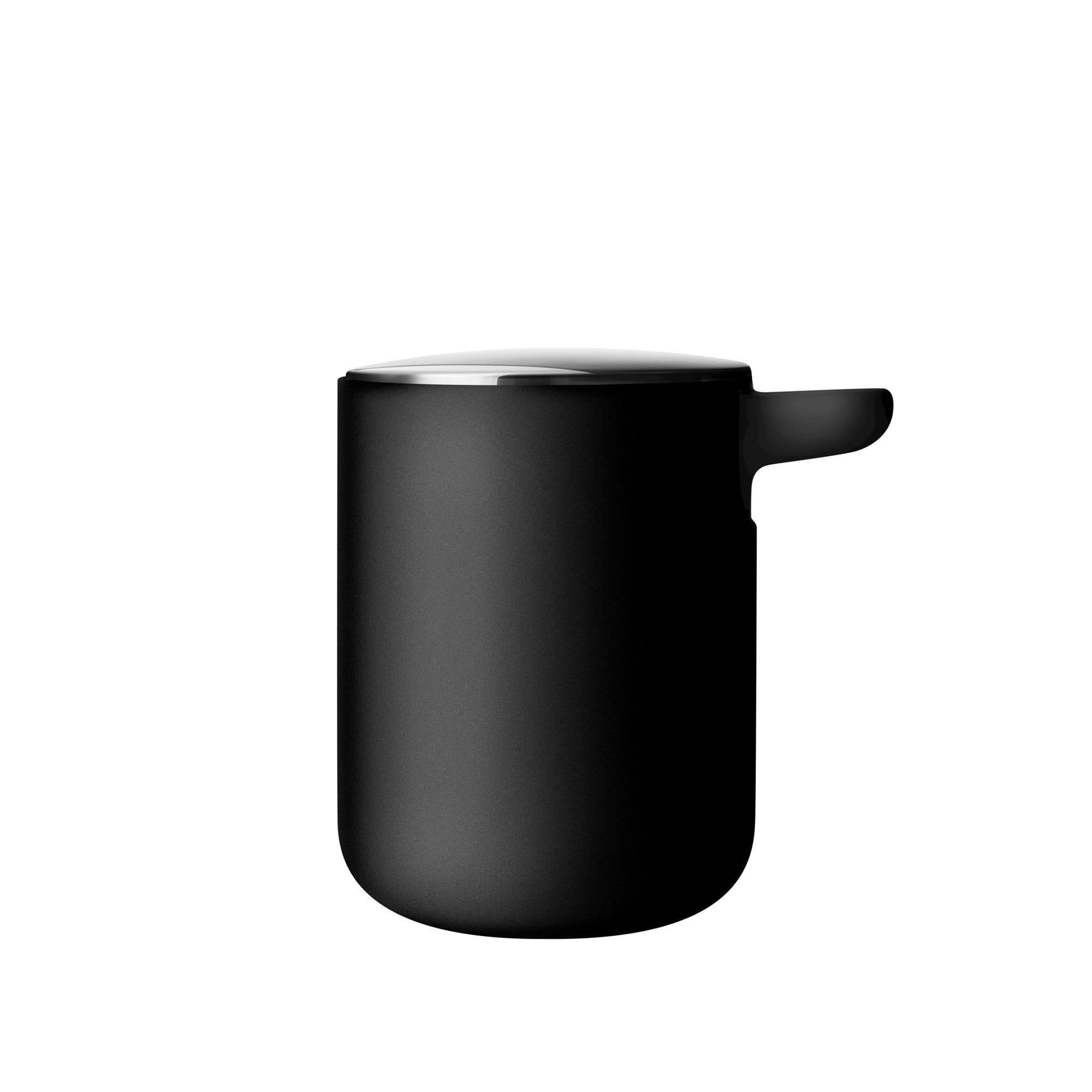 seifenspender schwarz. Black Bedroom Furniture Sets. Home Design Ideas