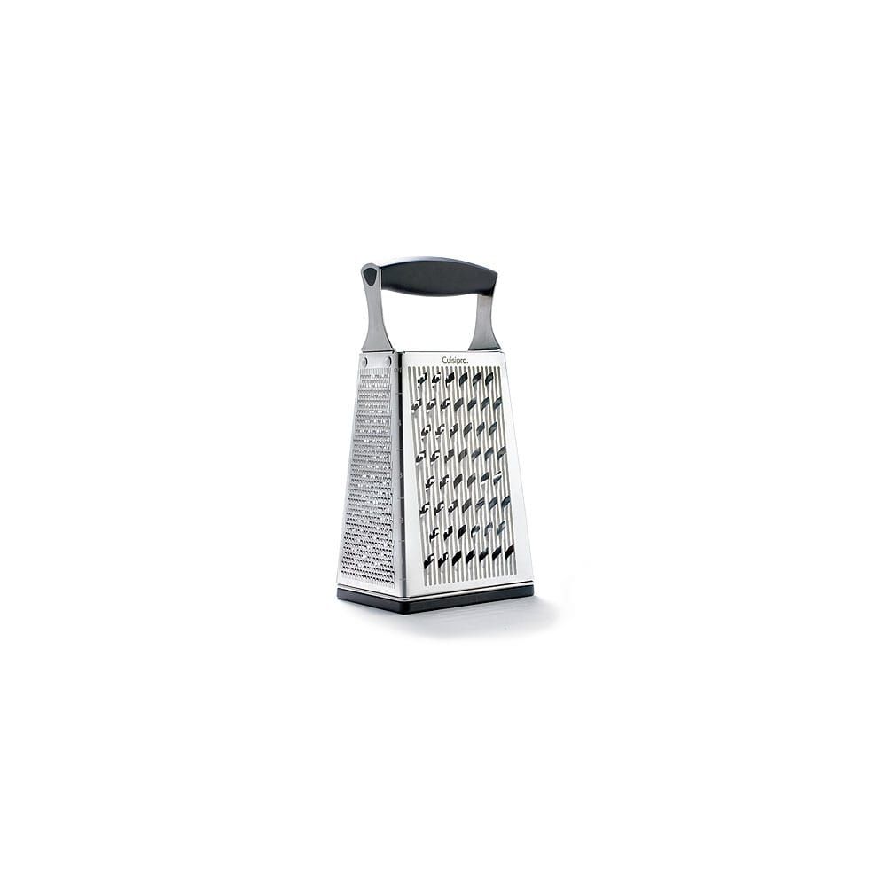 Tower grater Accutec 3-sided