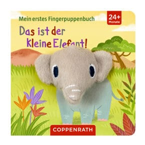 Fingerbuch Elefant