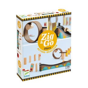 Chain reaction game Zig & Go 25tlg