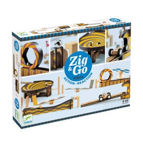 Chain reaction game Zig & Go 45tlg