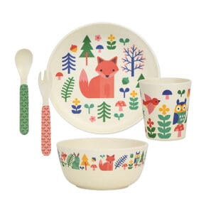 Children's crockery