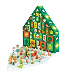 Advent Calendar Pop Out
