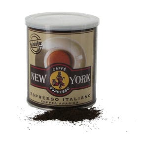 Caffé New York gemahlen 250 gr