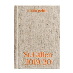 I'll eat! St. Gallen