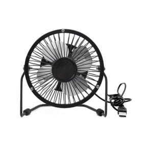 Fan Desktop USB black