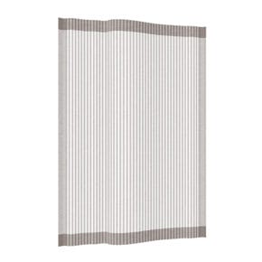 Kitchen towel, stripes taupe