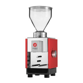 Coffee grinder Moca direct red
