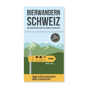 Beer Hiking Switzerland Box