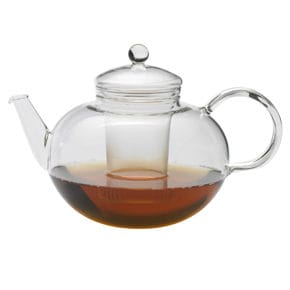 Teapot MIKOwith glass filter 2.0 lt.