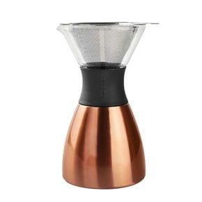 Filter Coffee Pour Over cuivre