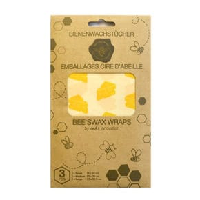 Beeswax tissues