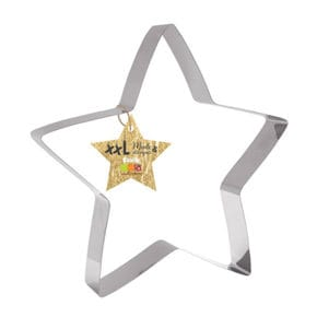 Baking tin star XXL