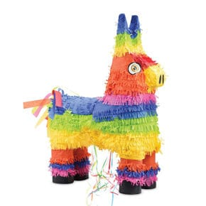 Piñata colorful
