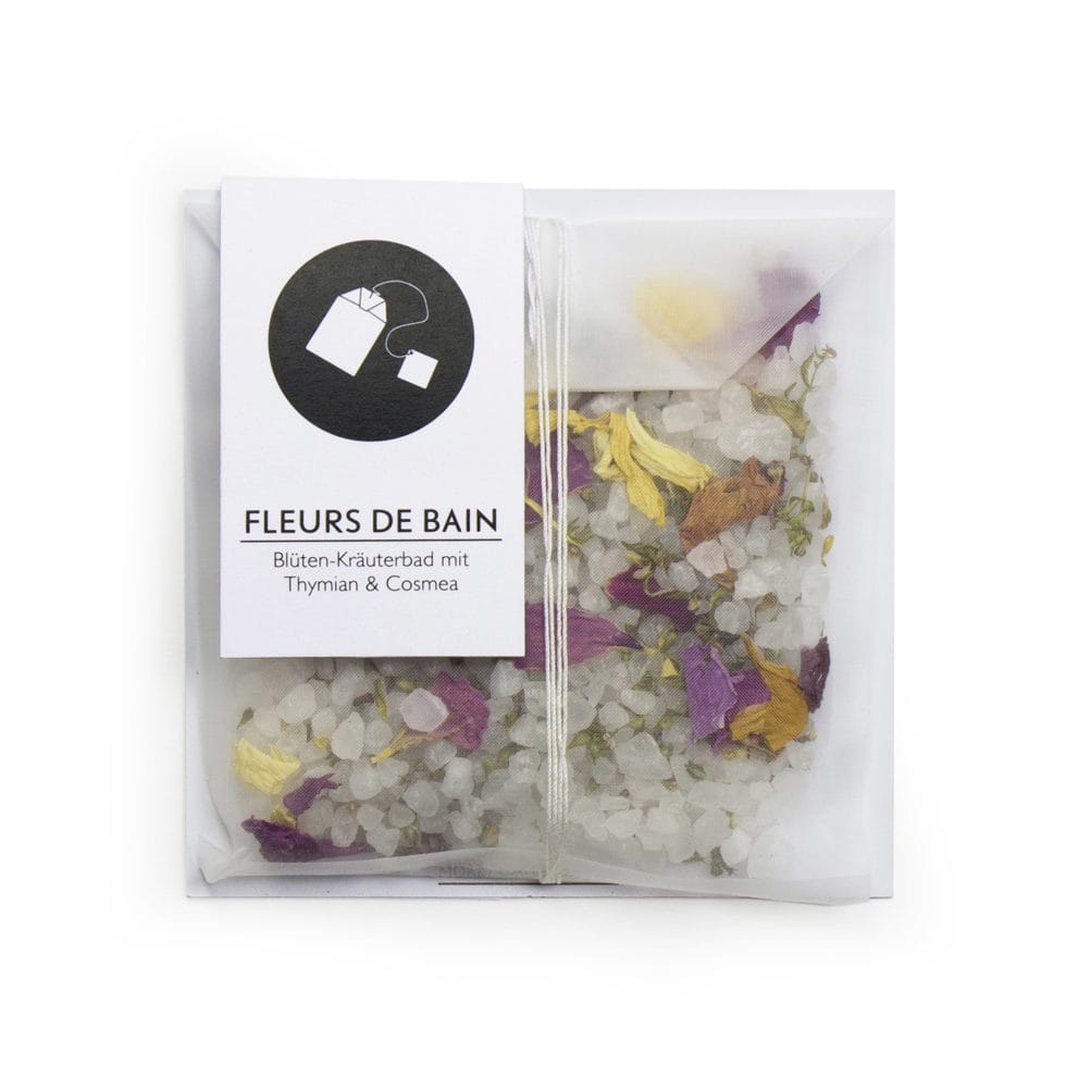 badesalz fleurs de bain beruhigend. Black Bedroom Furniture Sets. Home Design Ideas